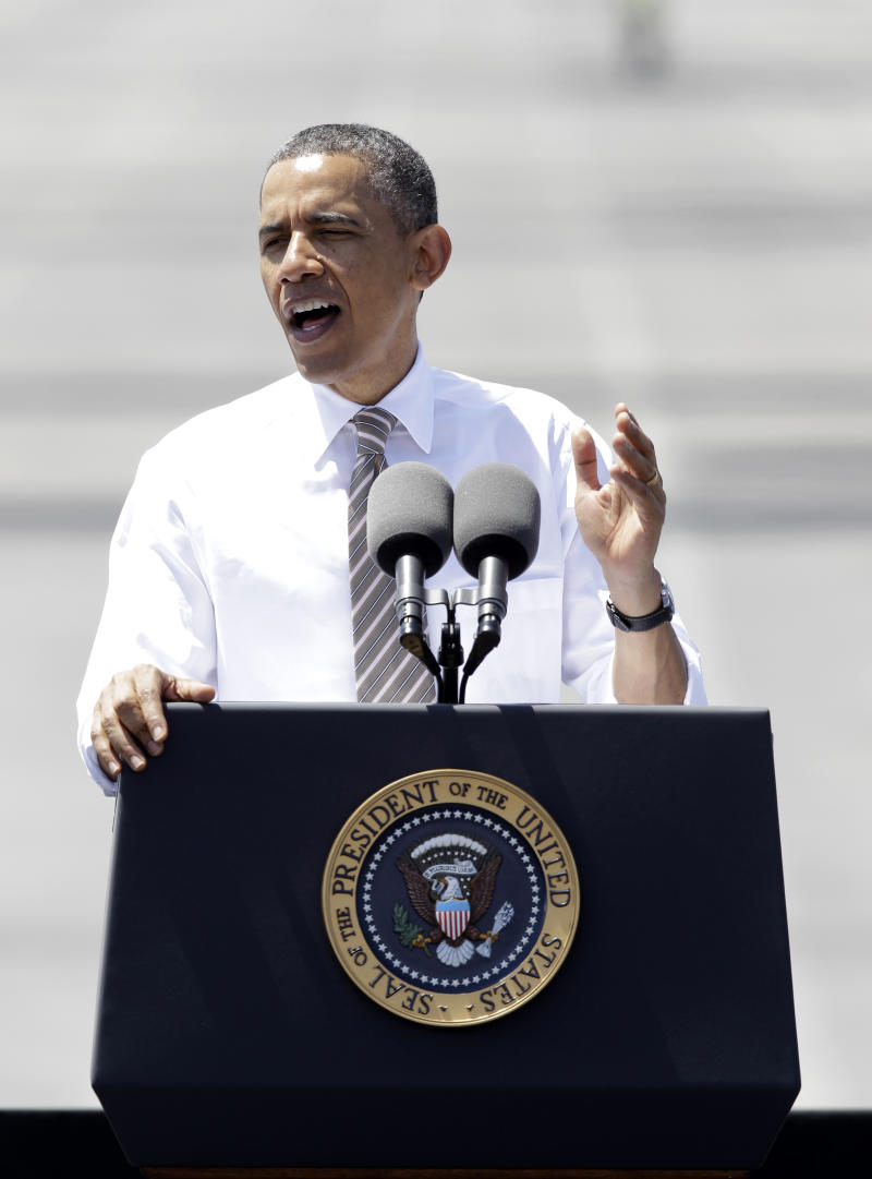 Obama pitches public works spending to create jobs