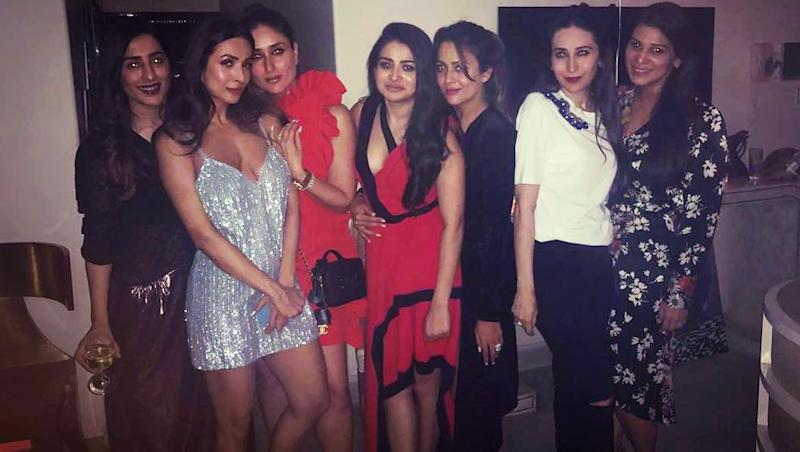Kareena Kapoor Khan, Janhvi Kapoor, Jaqueline Fernandez Come Under One Roof for Tanya Ghavri's Birthday Bash - View Inside Pics