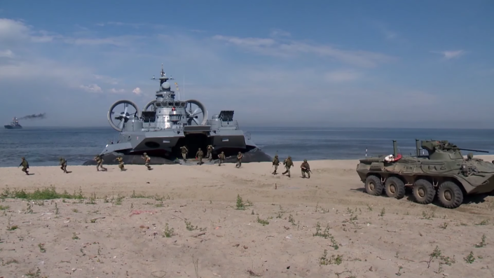 Photo credit: YouTube/Russian Ministry of Defense