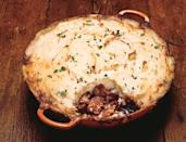 "Moussaka's long lost cousin! <a href=""https://www.bonappetit.com/recipe/lamb-and-eggplant-shepherd-s-pie?mbid=synd_yahoo_rss"" rel=""nofollow noopener"" target=""_blank"" data-ylk=""slk:See recipe."" class=""link rapid-noclick-resp"">See recipe.</a>"