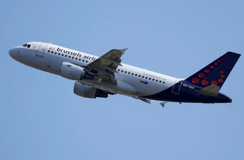 Brussels Airlines to cut flights to northern Italy by 30% due to conoravirus