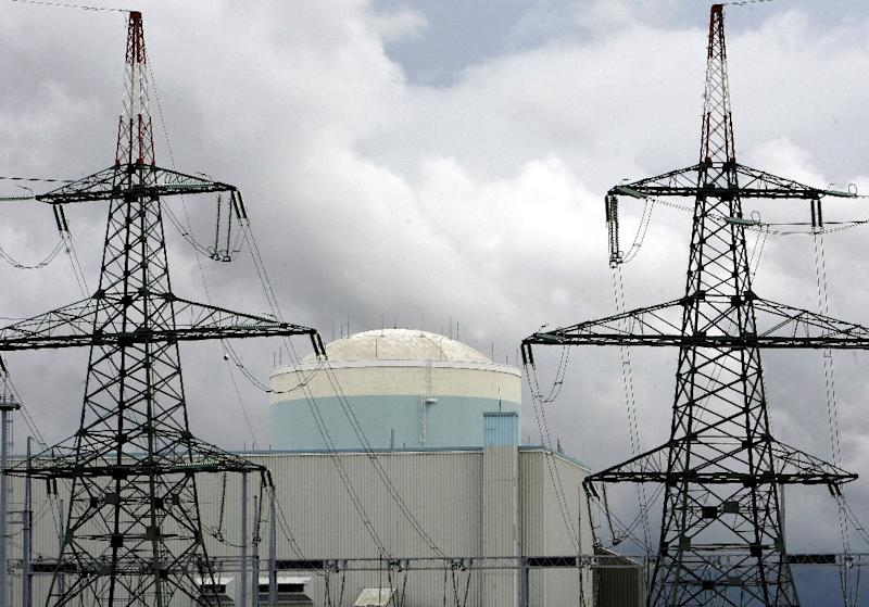 Slovenia's Krkso nuclear plant was reopened after it shut down because of anomalies in a valve regulating the water supply system