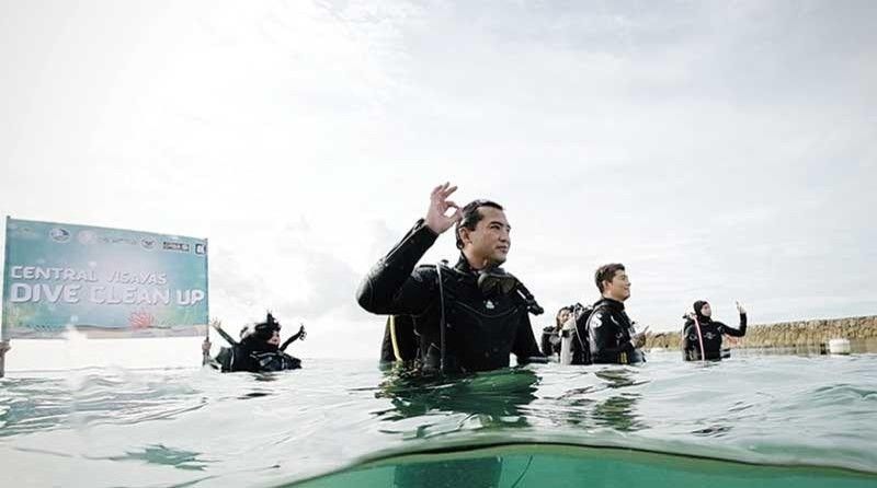 DOT 7 leads dive clean-up, conducts Oplan Islas
