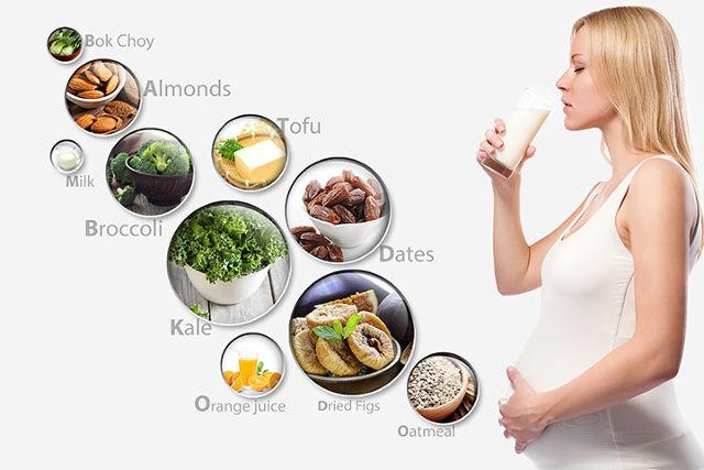 The complete list of must-have foods during pregnancy