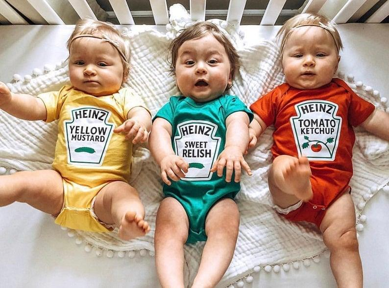 """<p>This <a href=""""https://www.popsugar.com/buy/Triplet-Halloween-Costumes-495040?p_name=Triplet%20Halloween%20Costumes&retailer=etsy.com&pid=495040&price=56&evar1=moms%3Aus&evar9=19177905&evar98=https%3A%2F%2Fwww.popsugar.com%2Fphoto-gallery%2F19177905%2Fimage%2F46685161%2FTriplet-Halloween-Costumes&list1=halloween%2Csiblings%2Challoween%20costumes%2Csibling%20costumes%2Ckid%20shopping%2Challoween%20for%20kids%2Ceasy%20costumes%2Cpop%20culture%20halloween%20costumes%2Cfamily%20halloween%20costumes%2Ckid%20halloween%20costumes%2Ceasy%20halloween%20costumes&prop13=api&pdata=1"""" rel=""""nofollow"""" data-shoppable-link=""""1"""" target=""""_blank"""" class=""""ga-track"""" data-ga-category=""""Related"""" data-ga-label=""""https://www.etsy.com/listing/721447668/triplet-halloween-costumes-heinz?ref=shop_home_active_3&amp;frs=1"""" data-ga-action=""""In-Line Links"""">Triplet Halloween Costumes</a> ($56) features our favorite condiments.</p>"""
