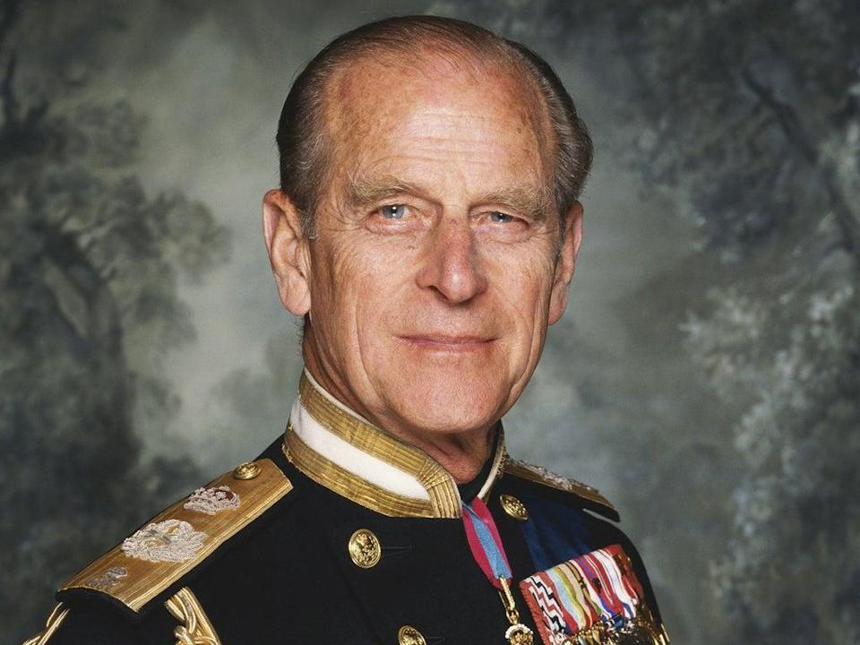 Prince Philip (BBC/Oxford Films/Iconic Images/Terry O'Neill)