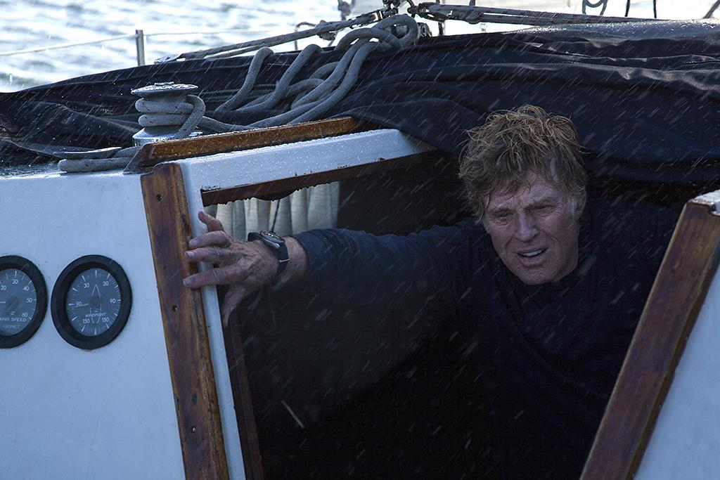 """Best Actor:  Robert Redford, """"All is Lost"""""""