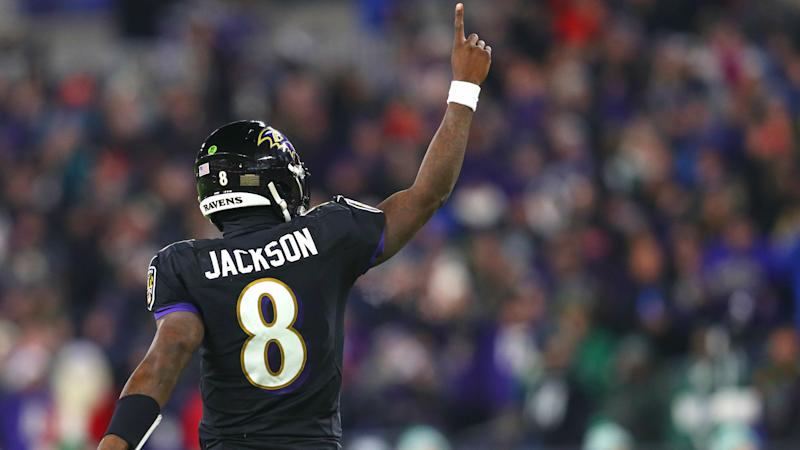 NFL playoff picture: Clinching scenarios for Ravens to earn No. 1 seed, home-field advantage