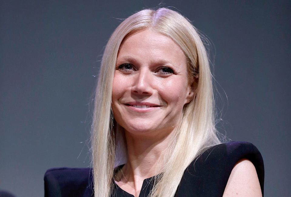 Gwyneth Paltrow celebrated daughter Apple for National Daughters Day. (Photo: John Lamparski/WireImage)