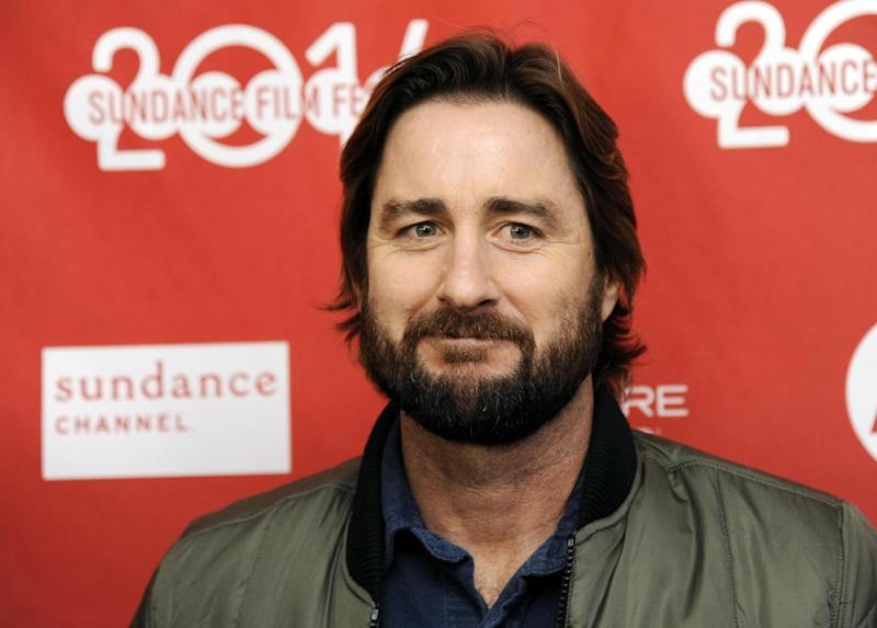 """Luke Wilson, a cast member in """"The Skeleton Twins,"""" poses at the premiere of the film at the 2014 Sundance Film Festival on Saturday, Jan. 18, 2014, in Park City, Utah. (Photo by Chris Pizzello/Invision/AP)"""