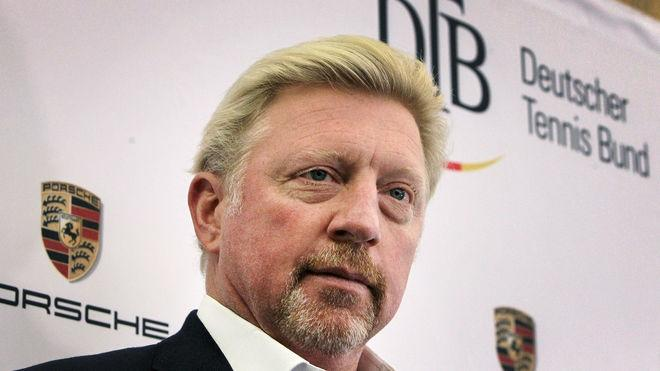 Boris Becker ist seit August Head of Men's Tennis beim DTB