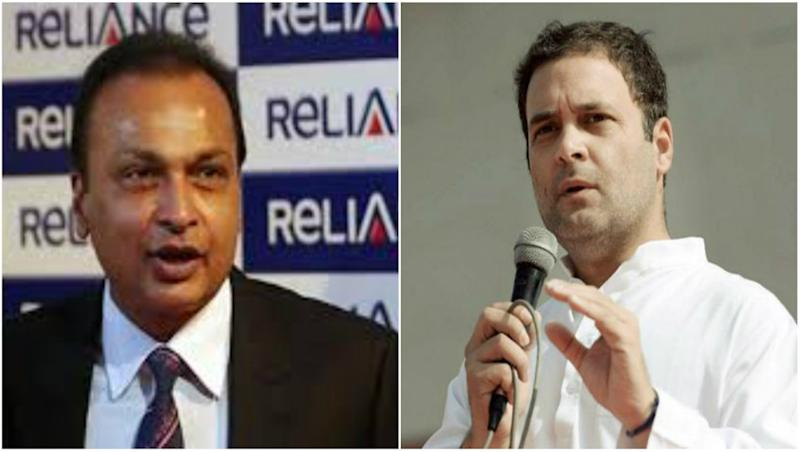 Anil Ambani Writes to Rahul Gandhi on Rafale Deal, Says Party Has Been Misinformed, Misled