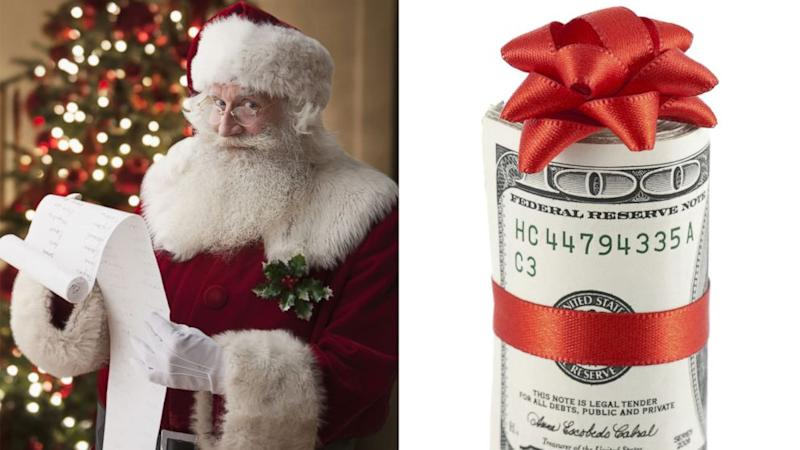 Secret Santa Anonymously Gifts $100 Bills to Fast Food Employees