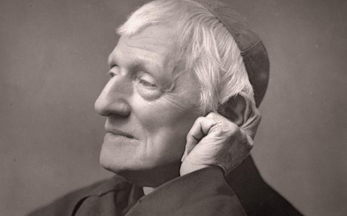 Cardinal John Henry Newman is to be canonised almost 130 years after his death - HULTON ARCHIVE