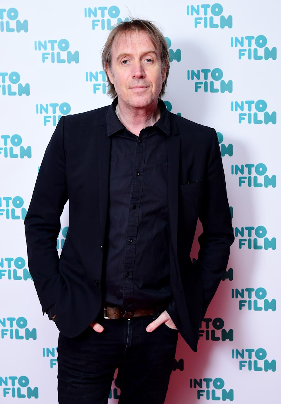 Rhys Ifans attending the fifth annual Into Film Awards, held at the Odeon Luxe in Leicester Square, London.