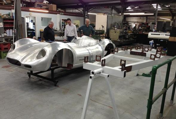 Lister Cars to race once again