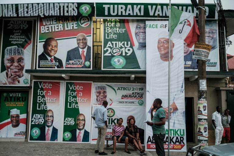 Nigeria's presidential and parliamentary elections have been postponed for a week due to logistical problems