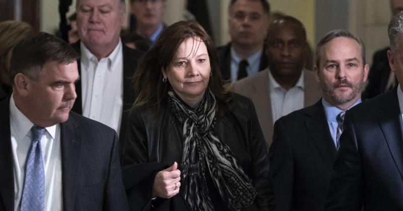 US lawmakers push GM CEO Mary Barra to scrap Ohio job cut plans