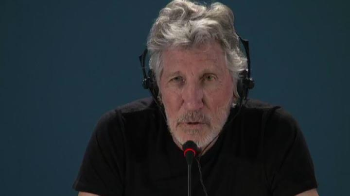 Venezia, Roger Waters: attenti al neofascismo in Europa