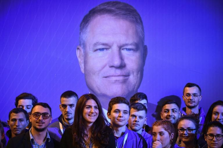 Romanian President Klaus Iohannis is favourite to win Sunday's first round election