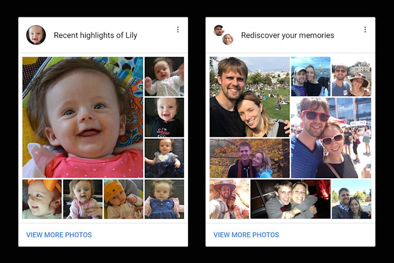 Google Photos finds your 'best memories' using artificial intelligence