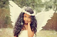 """<p>Angel Halloween costumes are an October 31 classic for a reason: they're an <a href=""""https://www.goodhousekeeping.com/holidays/halloween-ideas/g2750/easy-last-minute-halloween-costumes-diy/"""" rel=""""nofollow noopener"""" target=""""_blank"""" data-ylk=""""slk:easy last-minute option"""" class=""""link rapid-noclick-resp"""">easy last-minute option</a> and they make you feel beautiful. Seriously, the only items you really need are a halo and wings. But if you're going to dress as an angel, you'll want to do a little extra to stand out from the crowd (after all, you need to differentiate <em>your</em> angel costume from any <em>other</em> ones on the block).</p><p>Ahead, we've found the best DIY angel ideas and accessories for kids and adults. Here, you'll find options for wings you can craft or buy, as well as different styles of halos that will complete your costume. By mixing and matching these ideas, you'll have a stunning DIY angel costume in a matter of minutes (if you choose to craft) or days (if you choose to buy). And if you're in need of more Halloween inspiration, don't miss our compilation of the <a href=""""https://www.goodhousekeeping.com/holidays/halloween-ideas/g23653854/best-halloween-costumes-of-all-time/"""" rel=""""nofollow noopener"""" target=""""_blank"""" data-ylk=""""slk:best Halloween costumes of all time"""" class=""""link rapid-noclick-resp"""">best Halloween costumes of all time</a>. </p>"""