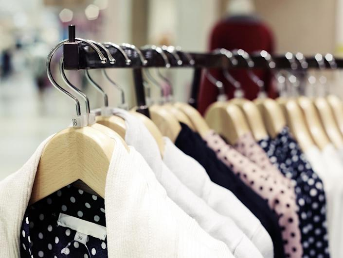 <p>Clothing prices rose in a month where the first week of post-Christmas sales typically pushes prices down</p>