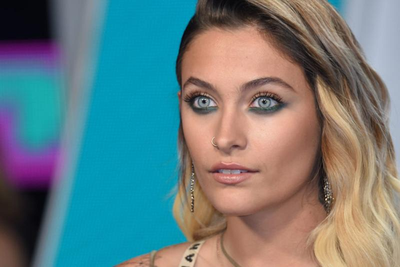 We just found out why Paris Jackson's eyes are so incredibly blue