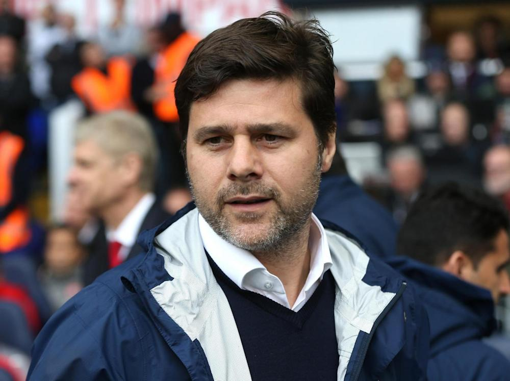 Pochettino was in no mood to dwell on Chelsea's victory (Getty)