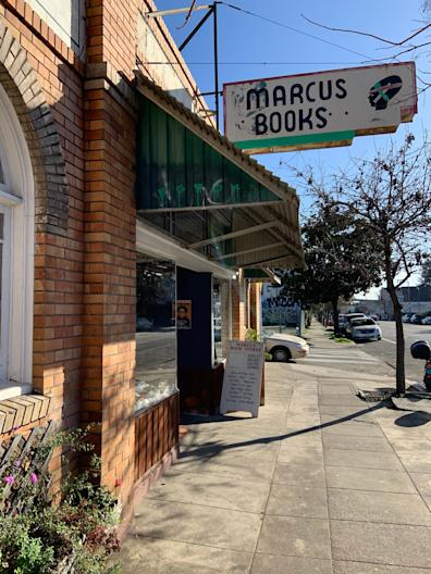 Marcus Books in Oakland, Calif., is the nation's oldest black-owned bookstore.
