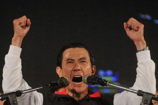 Taiwanese President Ma Ying-jeou's popularity has recently fallen to 19.5% - its lowest level in nearly three years