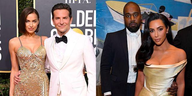 How Bradley Cooper allegedly feels about Irina Shayk and Kanye West