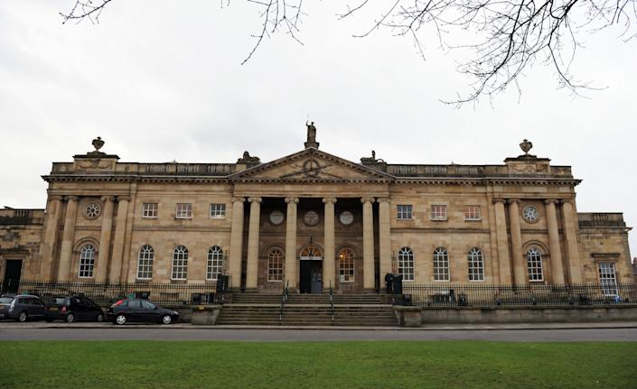 A general view of York Crown Court, York.   (Photo by Anna Gowthorpe/PA Images via Getty Images)