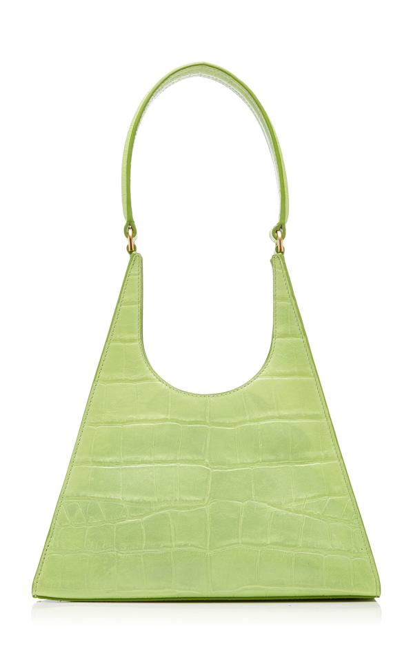 <p>Here's a beginner's guide to trying out the neon trend. Throw this bag over your shoulders while wearing a pair of jeans and a T-shirt or go all out and pair it with a satin neon skirt and a matching sweater.</p>