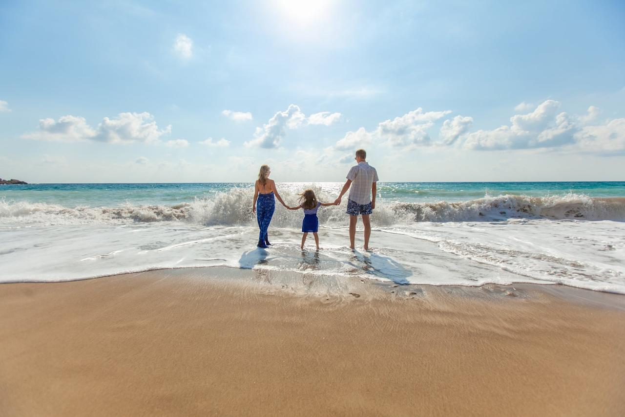 """<p>If you're not letting Summer go without a fight, then head to Palm Beach, FL for a luxurious and laid-back family vacation. Palm Beach's <a href=""""http://www.thepalmbeaches.com/shopping-districts/worth-avenue"""" target=""""_blank"""" class=""""ga-track"""" data-ga-category=""""Related"""" data-ga-label=""""http://www.thepalmbeaches.com/shopping-districts/worth-avenue"""" data-ga-action=""""In-Line Links"""">Worth Avenue</a> boasts some of the most impressive shopping and dining experiences in the country, along with a <a href=""""http://www.thepalmbeaches.com/shopping/shopping-districts-palm-beaches"""" target=""""_blank"""" class=""""ga-track"""" data-ga-category=""""Related"""" data-ga-label=""""http://www.thepalmbeaches.com/shopping/shopping-districts-palm-beaches"""" data-ga-action=""""In-Line Links"""">bevy of other antique and boutique shops</a>. And as soon as you lay eyes on one or two of Palm Beach's 160 golf courses, you'll understand exactly why Palm Beach is referred to as Florida's Golf Capital. </p> <p>Check into the <a href=""""http://www.eaupalmbeach.com"""" target=""""_blank"""" class=""""ga-track"""" data-ga-category=""""Related"""" data-ga-label=""""http://www.eaupalmbeach.com"""" data-ga-action=""""In-Line Links"""">EAU Resort &amp; Spa</a> for a truly relaxing experience (yes, even with the kids in tow!). After a morning playing on the beach, engaging in water sports, or taking a family walk down the city's <a href=""""http://www.thepalmbeaches.com/selfie-trail-palm-beaches"""" target=""""_blank"""" class=""""ga-track"""" data-ga-category=""""Related"""" data-ga-label=""""http://www.thepalmbeaches.com/selfie-trail-palm-beaches"""" data-ga-action=""""In-Line Links"""">Selfie Trail</a>, kids ages 5 to 12 can play and create at the resort's state-of-the-art <a href=""""http://www.eaupalmbeach.com/kids-teens/about-aquanuts"""" target=""""_blank"""" class=""""ga-track"""" data-ga-category=""""Related"""" data-ga-label=""""http://www.eaupalmbeach.com/kids-teens/about-aquanuts"""" data-ga-action=""""In-Line Links"""">AquaNuts</a> facility while parents go indulge in some poolside drinks, fitness classes, or spa treatments."""