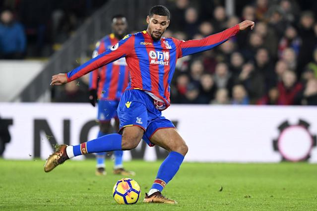 Ruben Loftus-Cheek desperate to return to action as he joins Crystal Palace training after ankle injury