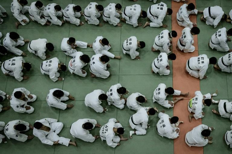 Japan is the most successful Olympic nation in judo (AFP Photo/Yasuyoshi CHIBA)