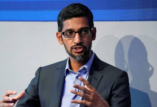 Pichai said growing up in India was nice compared with today's world because despite the lack of resources to buy even basic things, he never felt lacking for anything.