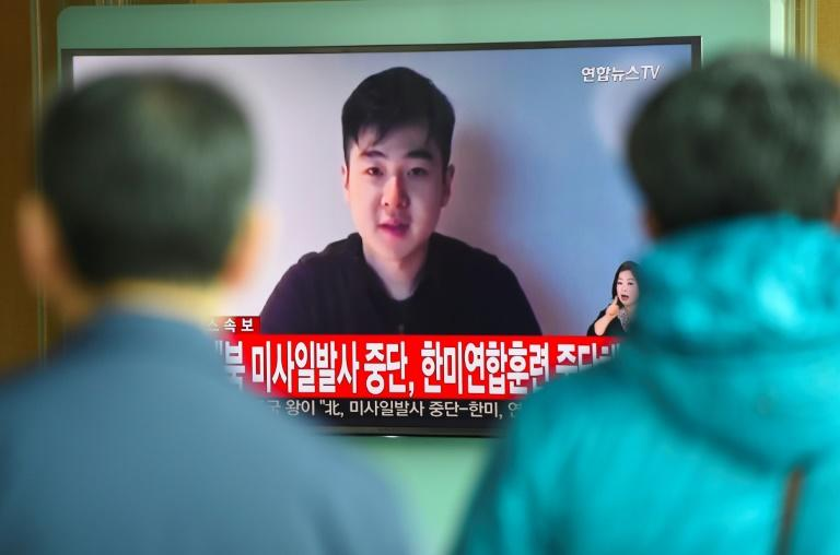 There are fears that Kim Han-Sol, the 21-year-old son of assassinated North Korean exile Kim Jong-Nam, could be targeted next