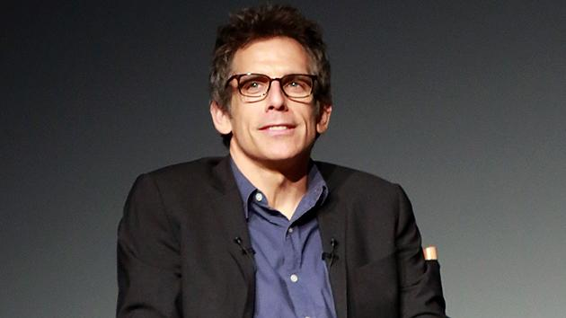 Ben Stiller at the Tribeca Film Festival on Sunday