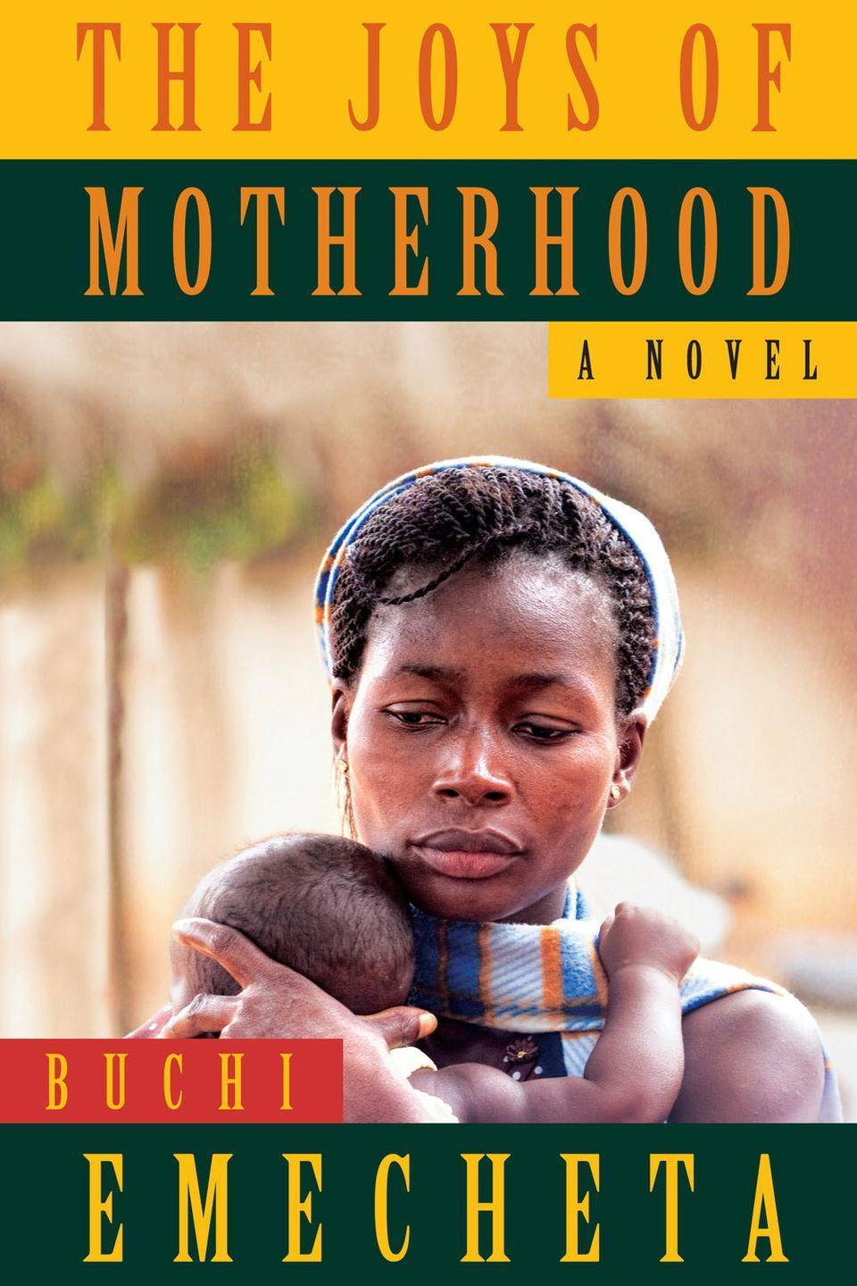 """<p><strong>Genre:</strong> Children, drama, non-fiction, and short stories </p><p><strong>Most famous works</strong>: The Joys of Motherhood and The Slave Girl</p><p>After moving to England in the 60s', Emecheta used both her experiences of living in Britain to write about women in African and immigrant society. She explored themes of equality, modernity, and tradition. Now with over 20 books under her belt, Emecheta has made huge contributions to British literature, and has been described as """"the first successful black woman novelist living in Britain after 1948"""".<br></p>"""