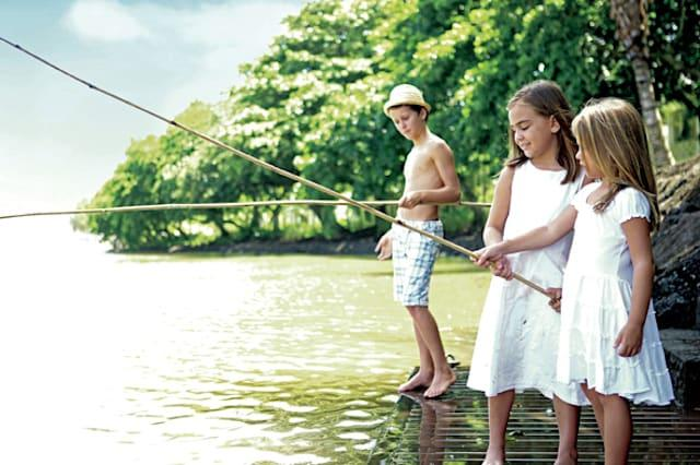 heritage the villas family holiday, mauritius