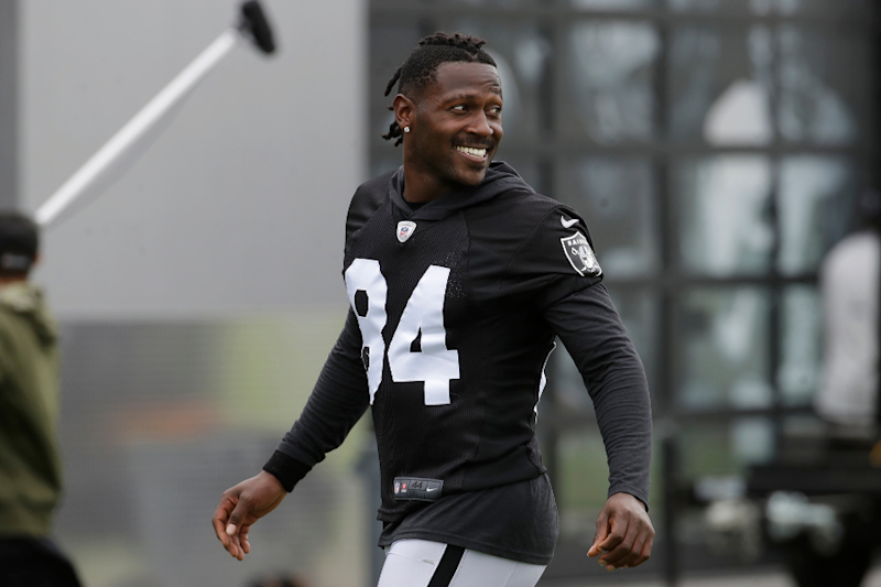 NFL Star Antonio Brown Accused of Raping Personal Trainer Three Times in Lawsuit