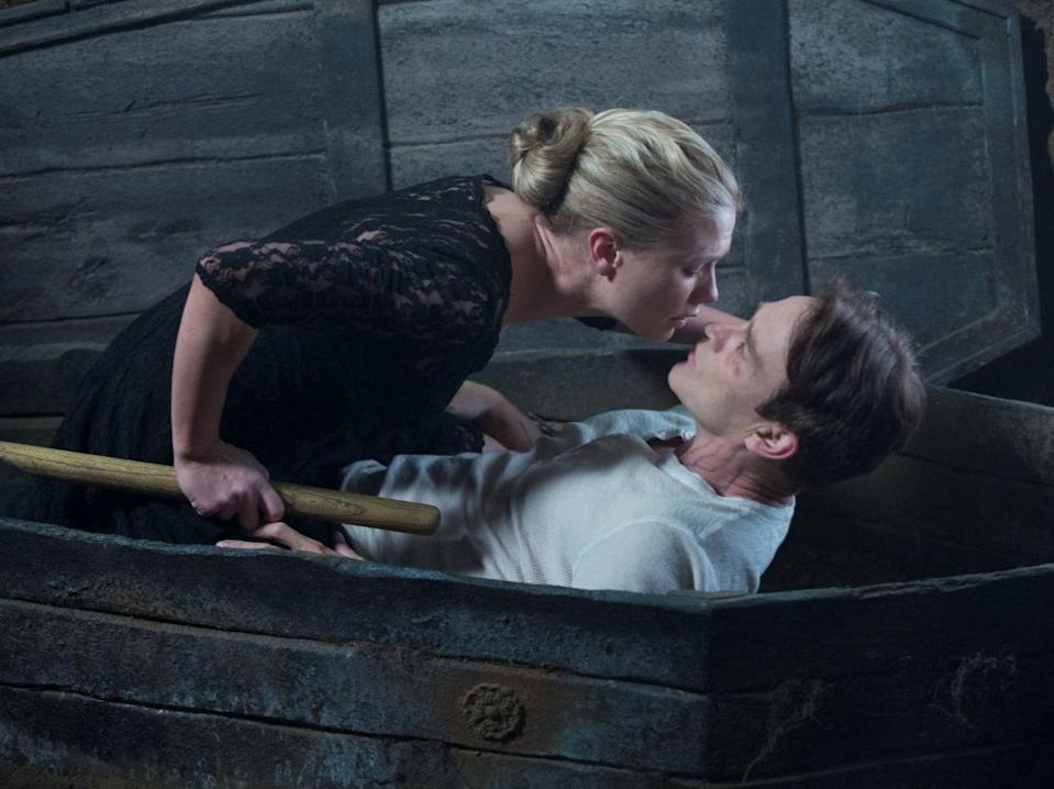 Bloodless: The melodramatic finale of True Blood was poorly received by many fansHBO