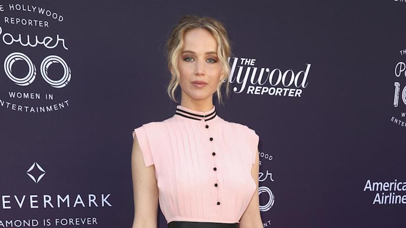 Jennifer Lawrence Says She Doesn't 'Deserve' Her Spotlight If She Doesn't Use It To Help Other Women