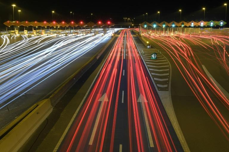 Toll booths are largely a thing of the past in Spain but the government is looking to charge drivers for using motorways (AFP/LLUIS GENE)