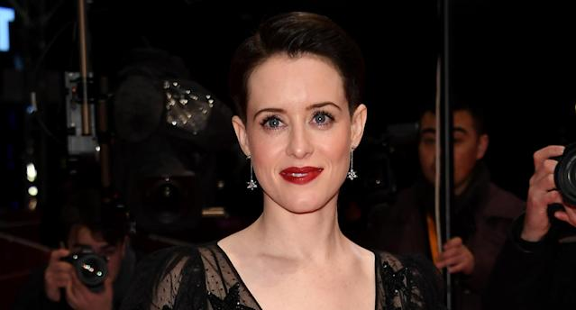Claire Foy attends the <em>Unsane</em> premiere during the 68th Berlin International Film Festival. (Photo: Pascal Le Segretain/Getty Images)