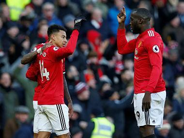 Romelu Lukaku broke his barren run against top six Premier League opposition and provided the winner for Jesse Lingard as Manchester United came from behind to beat Chelsea 2-1 at Old Trafford.