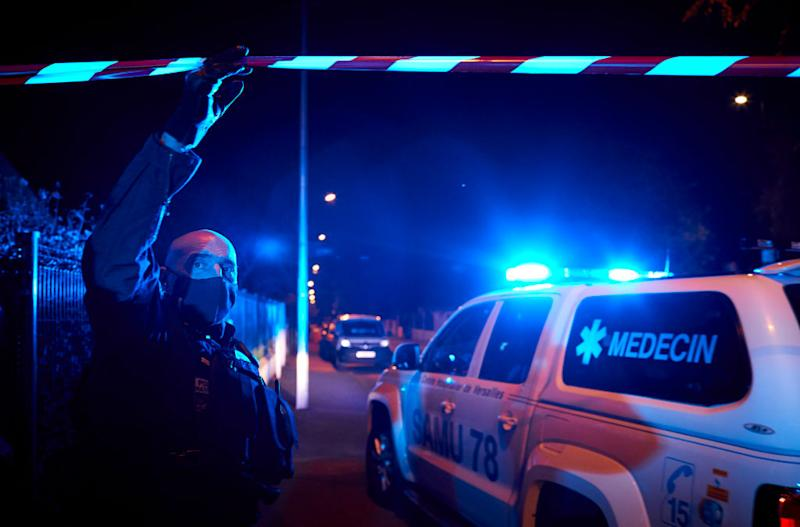 France has launched an anti-terrorism investigation after police shot the 18-year-old assailant. Source: Getty