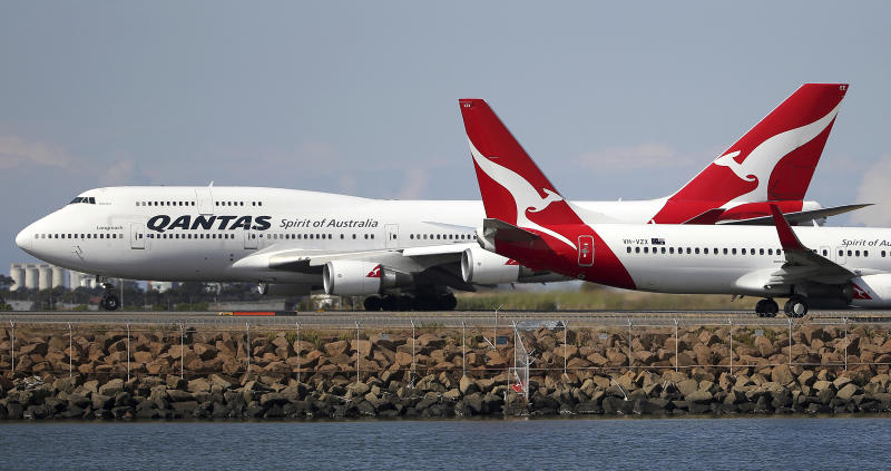 Australia Airlines Middle East